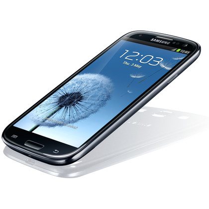samsung galaxy s3 16 gb sapphire black mit vertrag telekom. Black Bedroom Furniture Sets. Home Design Ideas