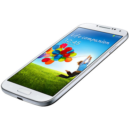 samsung galaxy s4 lte 16 gb white frost mit vertrag. Black Bedroom Furniture Sets. Home Design Ideas