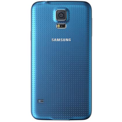 samsung galaxy s5 16 gb electric blue mit vertrag telekom. Black Bedroom Furniture Sets. Home Design Ideas