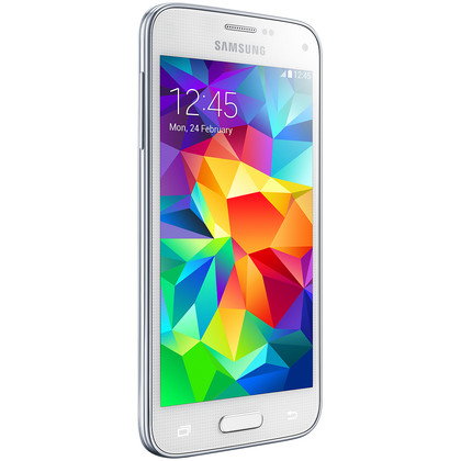samsung galaxy s5 mini 16 gb shimmery white mit vertrag. Black Bedroom Furniture Sets. Home Design Ideas