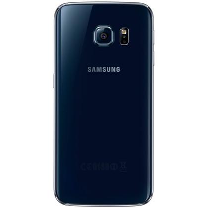 samsung galaxy s6 edge 32 gb black sapphire mit vertrag telekom vodafone o2 base congstar. Black Bedroom Furniture Sets. Home Design Ideas