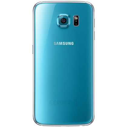 samsung galaxy s6 64 gb blue topaz mit vertrag telekom vodafone o2 base congstar otelo. Black Bedroom Furniture Sets. Home Design Ideas