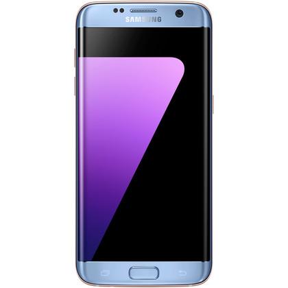 Samsung Galaxy S7 edge blue coral
