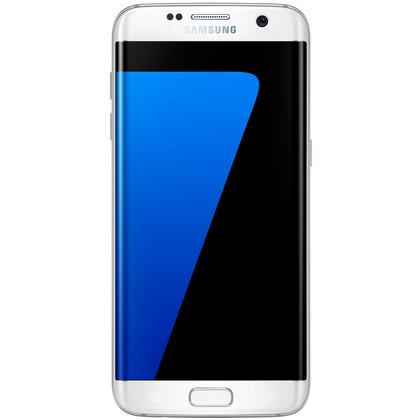 Samsung Galaxy S7 edge white pearl