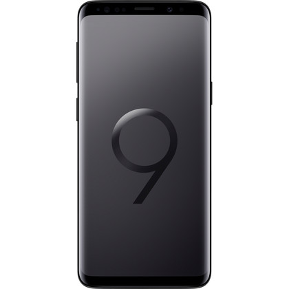Samsung Galaxy S9 Duos midnight black