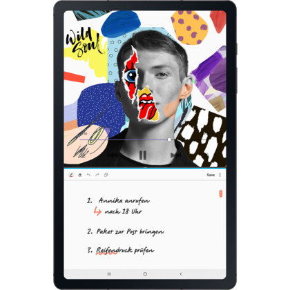 Samsung Galaxy Tab S6 Lite 10.4 LTE oxford gray