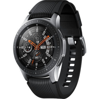 Samsung Galaxy Watch LTE 46 mm silber