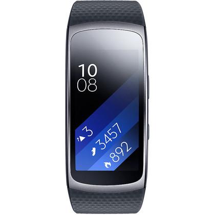 samsung gear fit 2 4 gb schwarz l mit vertrag telekom vodafone o2 base congstar otelo blau. Black Bedroom Furniture Sets. Home Design Ideas