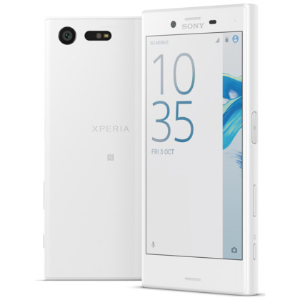 Sony Xperia X Compact weiss