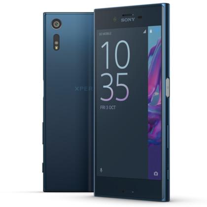 Sony Xperia XZ forest blue