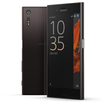 Sony Xperia XZ mineral black