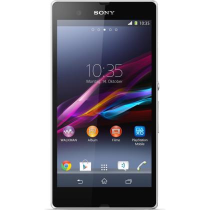Sony Xperia Z weiss