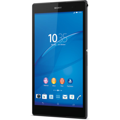 sony xperia tablet z3 compact lte bei handy. Black Bedroom Furniture Sets. Home Design Ideas