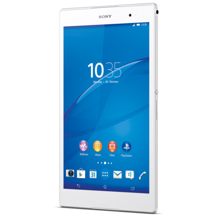 sony xperia tablet z3 compact lte 16 gb weiss mit vertrag. Black Bedroom Furniture Sets. Home Design Ideas