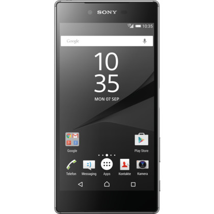 sony xperia z5 premium 32 gb chrom mit vertrag telekom vodafone o2 base congstar otelo. Black Bedroom Furniture Sets. Home Design Ideas