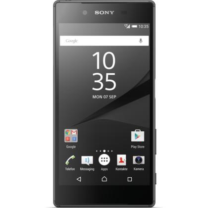 Sony Xperia Z5 graphit-schwarz