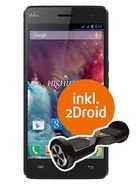 Wiko Highway mit 2Droid Hoverboard