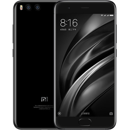 Xiaomi Mi 6 schwarz