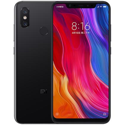 Xiaomi Mi 8 schwarz