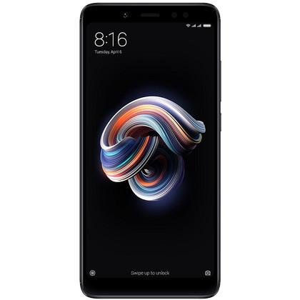 Xiaomi Redmi Note 5 Dual-SIM schwarz mit 3 GB RAM