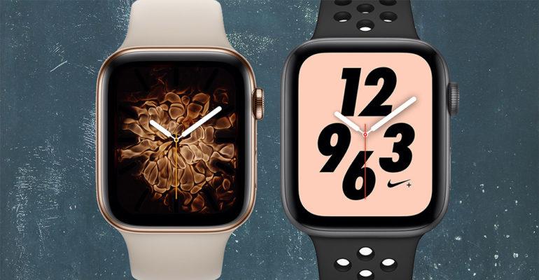 Apple Watch Series 4 – elegante Smartwatch mit EKG-Funktion