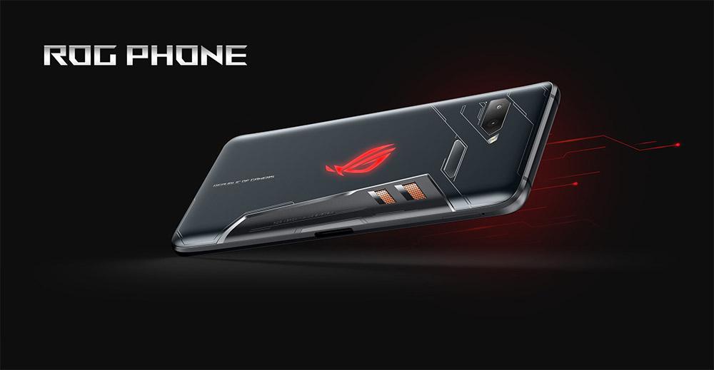 ASUS ROG Phone – ASUS macht Razer Konkurrenz