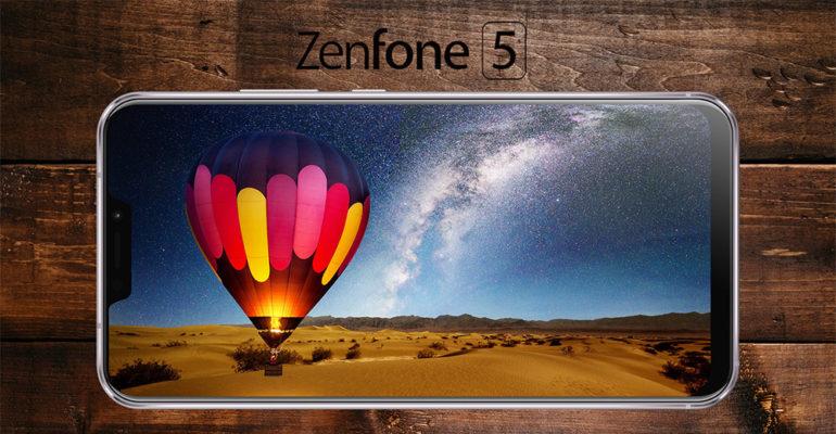 ASUS Zenfone 5 – elegantes Mittelklasse-Smartphone mit AI-Kamera