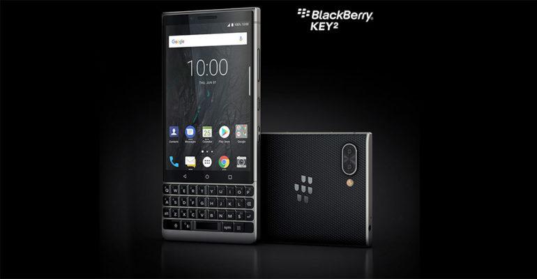 BlackBerry KEY 2 – das erste BlackBerry mit Dual-Kamera