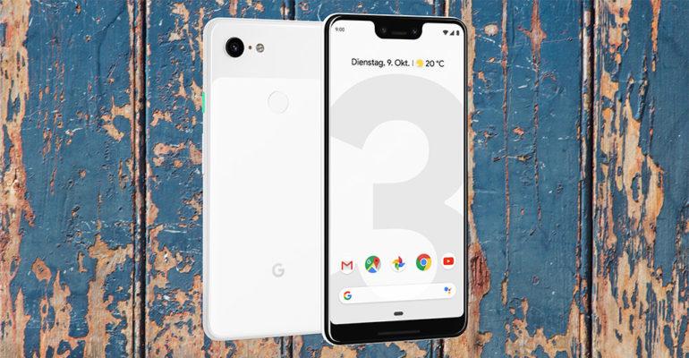 Google Pixel 3 XL – Foto-Smartphone mit Android Pie