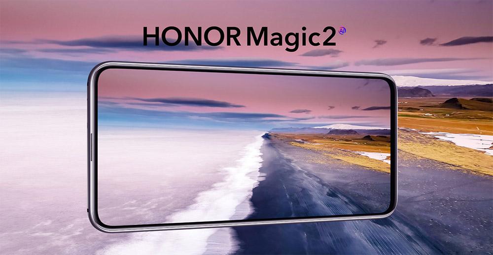 Honor Magic 2 – Slider-Smartphone mit 6 Kameras
