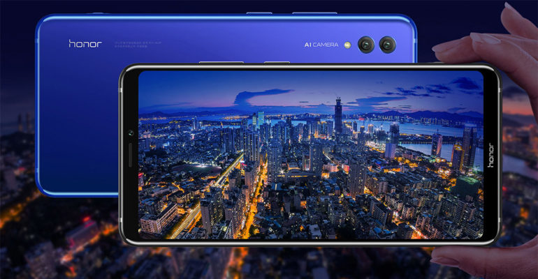 Honor Note 10 – High-End-Phablet mit 7-Zoll-Display