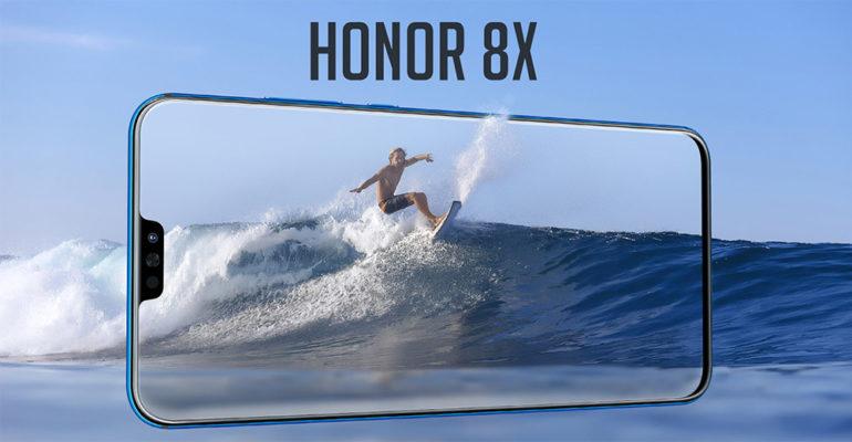 Huawei Honor 8X – schickes und preiswertes Mittelklasse-Phablet