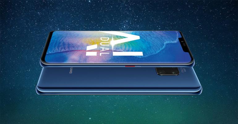 Huawei Mate 20 Pro – Schickes Triple-Kamera-Flaggschiff
