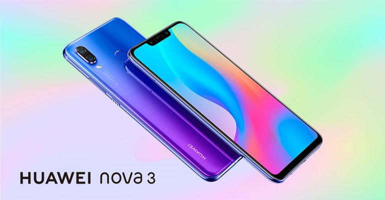 Huawei nova 3 – Huaweis heimlicher Spitzenreiter