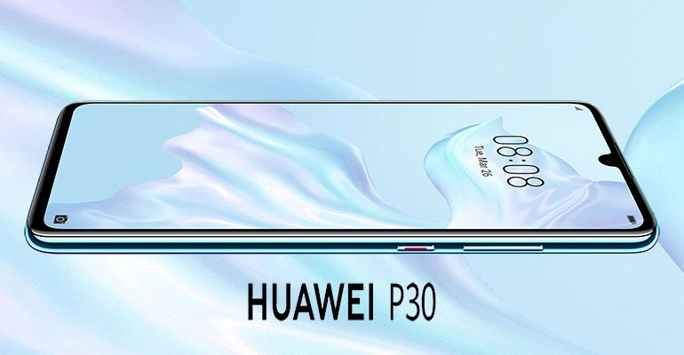 Huawei P30 – Highend-Smartphone mit Fokus auf der Kamera