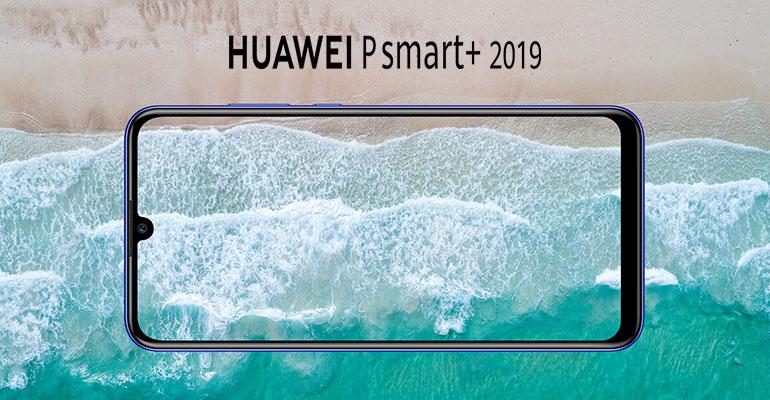 Huawei P smart+ 2019 – Mittelklasse-Smartphone mit Triple-Kamera