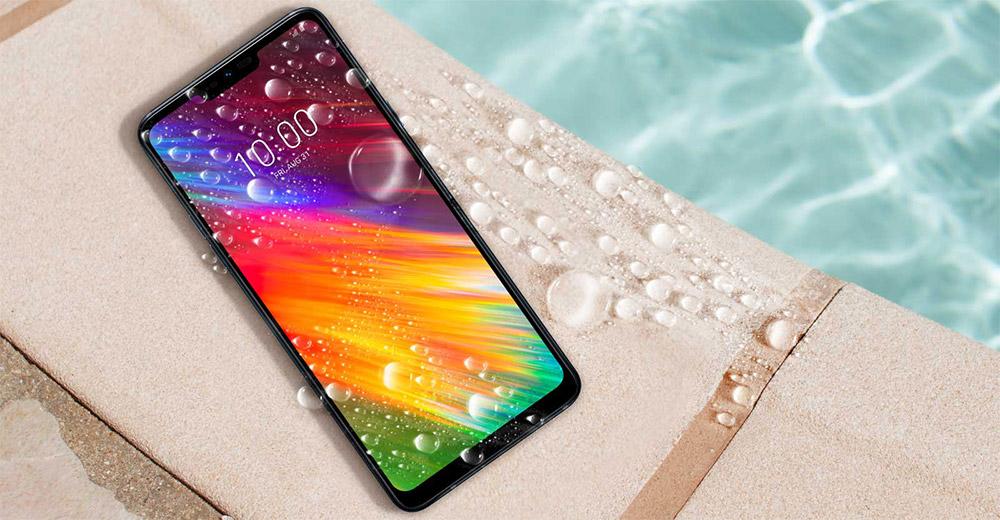LG G7 fit – Ein Smartphone für Fitness-Fanatiker?