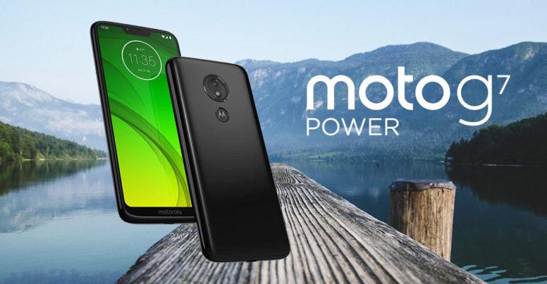 Motorola Moto G7 Play & G7 Power – erstklassige Budget-Smartphones von Motorola