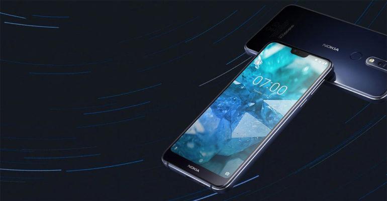 Nokia 7.1 – Schmuckstück mit Android One