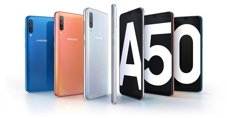 Samsung Galaxy A50 – Preiswerte S10-Plus-Alternative