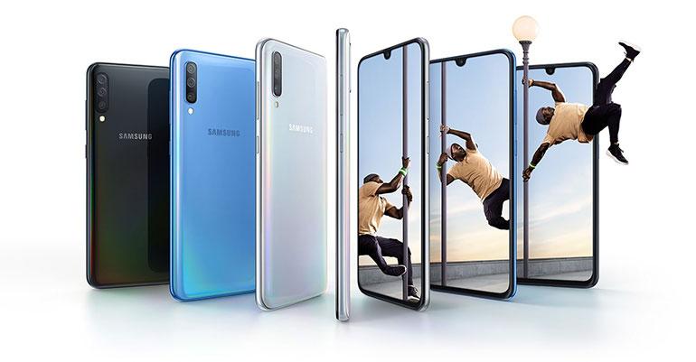 Samsung Galaxy A70 – Samsungs gehobene Mittelklasse