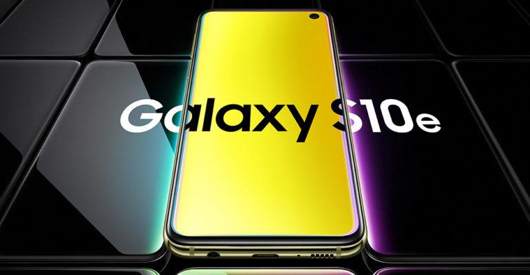 Samsung Galaxy S10e – das neue Galaxy Essential