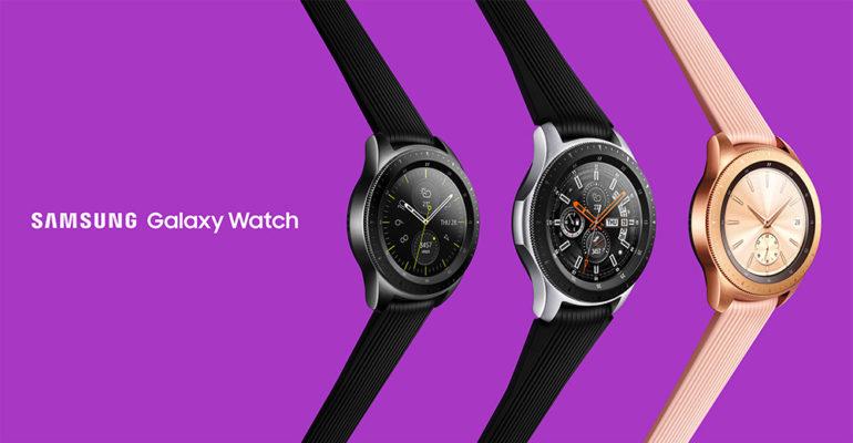 Samsung Galaxy Watch – so sollte eine Smartwatch aussehen