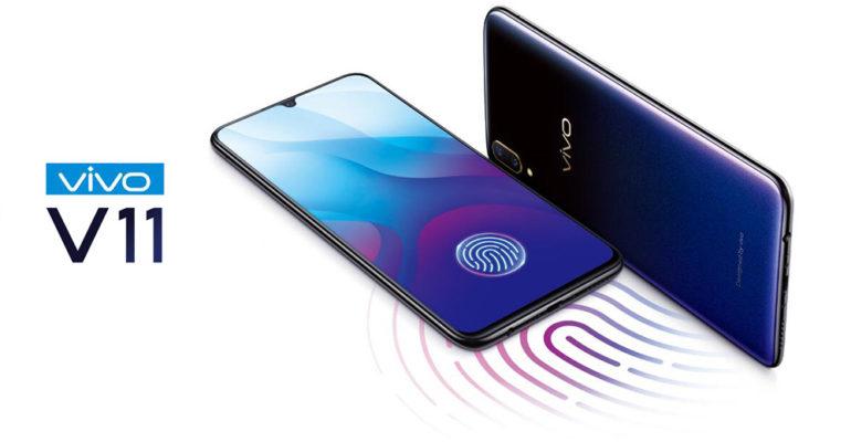 Vivo V11 – Android-Schönheit mit Besonderheiten