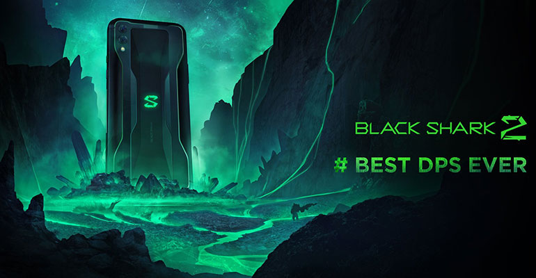 Xiaomi Black Shark 2 – die verbesserte 2. Generation des Gaming-Phone