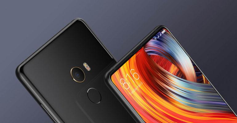 Xiaomi Mi MIX 2S – edgeless Smartphone mit Dual-Kamera
