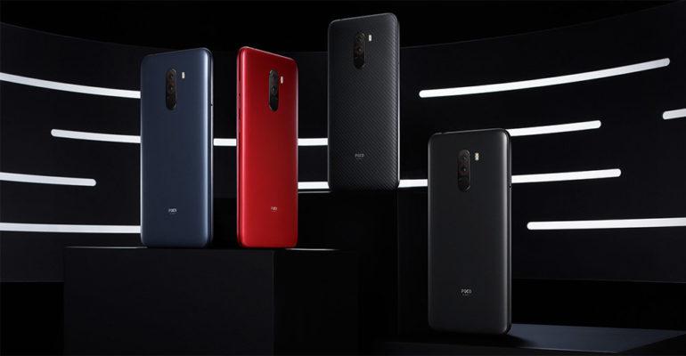 Xiaomi Pocophone F1 – ein echter Flaggschiff-Killer