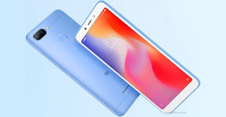 Xiaomi Redmi 6 – preiswertes Smartphone mit starker Kamera