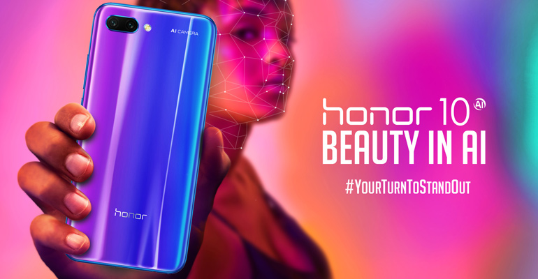 Honor 10 – Wunderschönes High-End-Smartphone zum fairen Preis