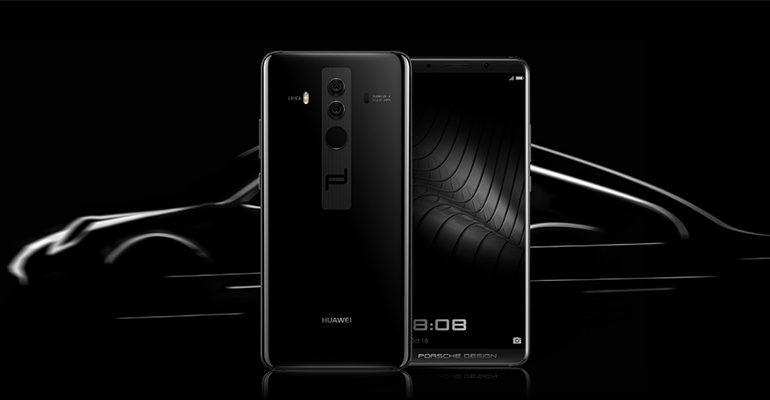 Huawei Mate RS im Porsche Design – Smartphone Luxus vom Feinsten
